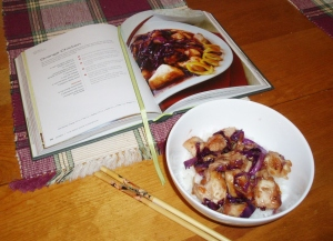 The Feed Zone Cookbook Test Kitchen: Orange Chicken