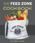 The Feed Zone Cookbook cover image 250pw