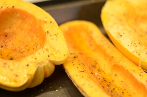 The Feed Zone Cookbook Baked Squash Pumpkin