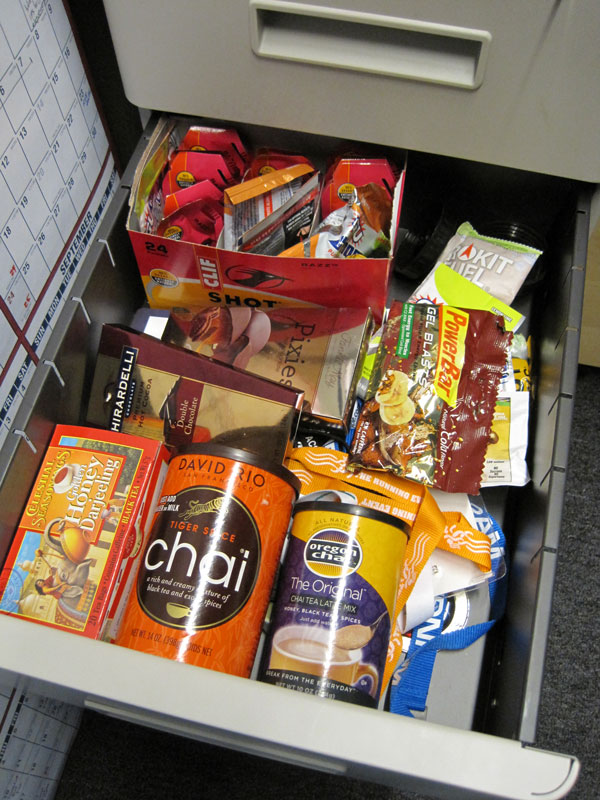 The Endurance Sports Junk Food Drawer The Feed Zone