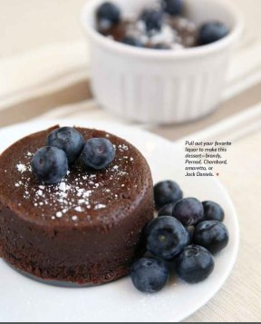indulgent Flourless Chocolate Cake
