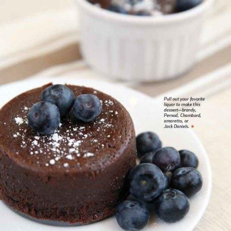 indulgent Flourless Chocolate Cake