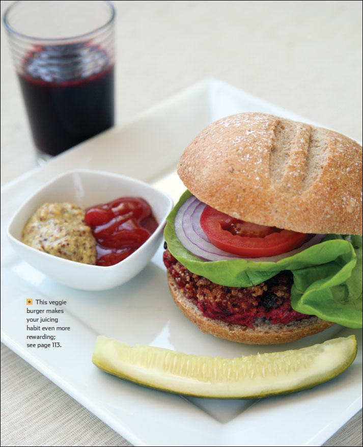 This Memorial Day, Grill Up Some Feed Zone Veggie Burgers