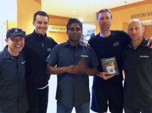 Jens Voigt and The Feed Zone Cookbook