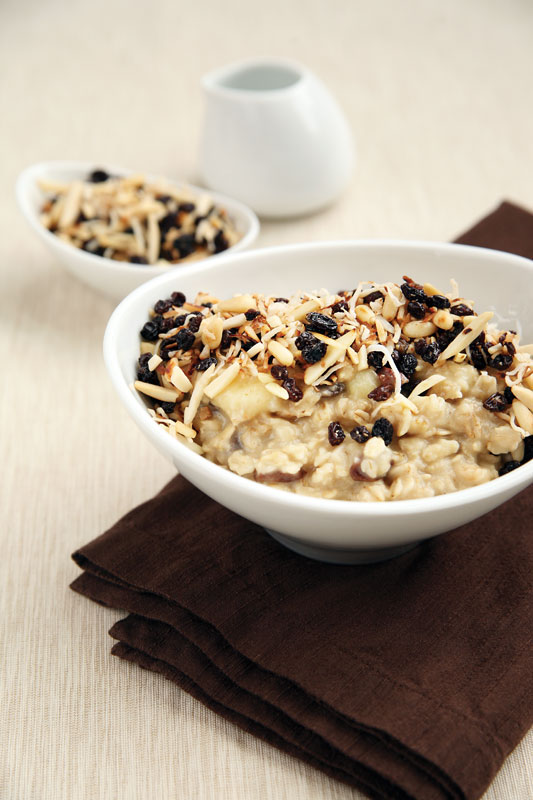The Feed Zone Cookbook Biju's Oatmeal