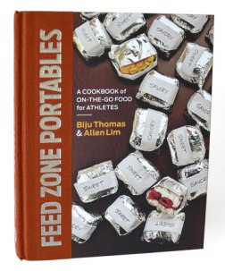 Feed Zone Portables cookbook for athletes