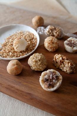 Feed Zone Portables Chocolate & Sea Salt Sticky Bites