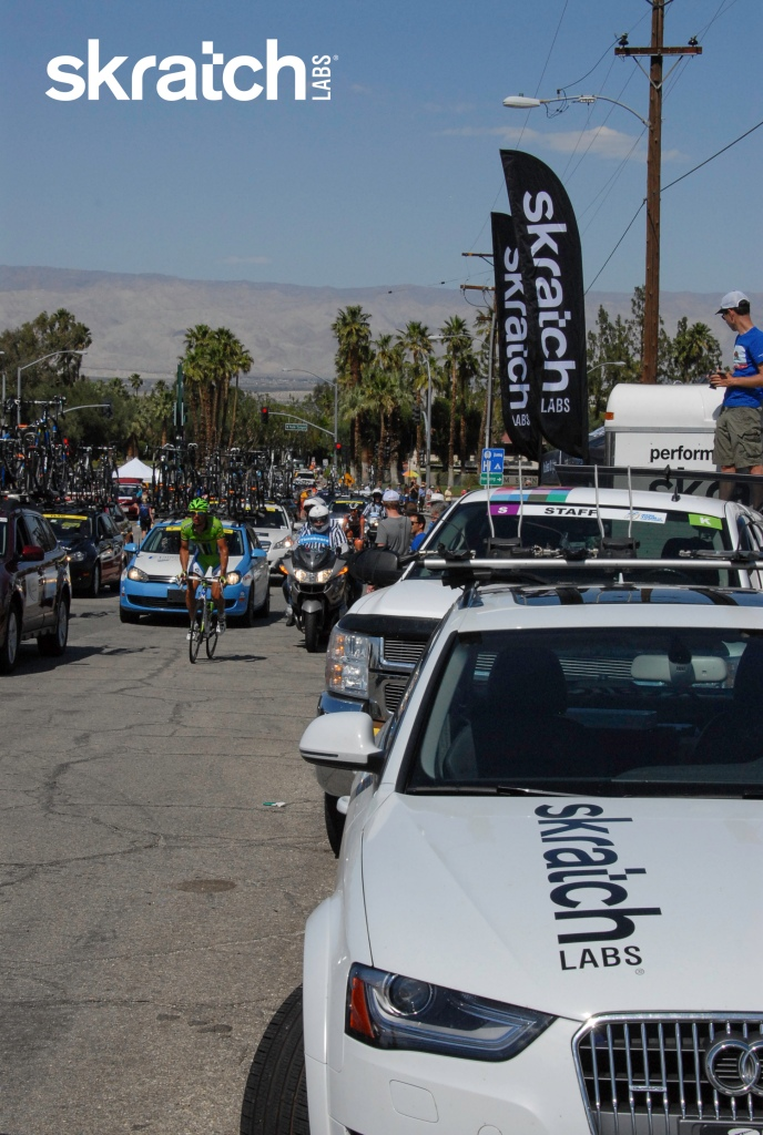 Skratch Labs Neutral Human Support Tour of California