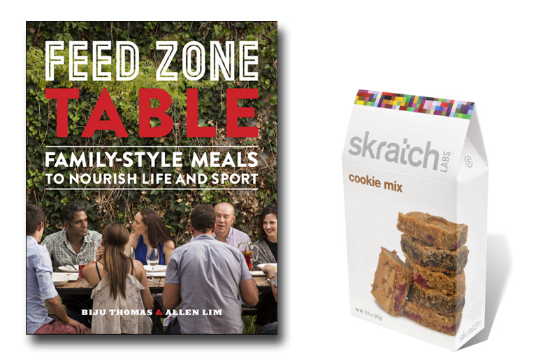 Feed Zone Table Skratch Labs Cookie Mix